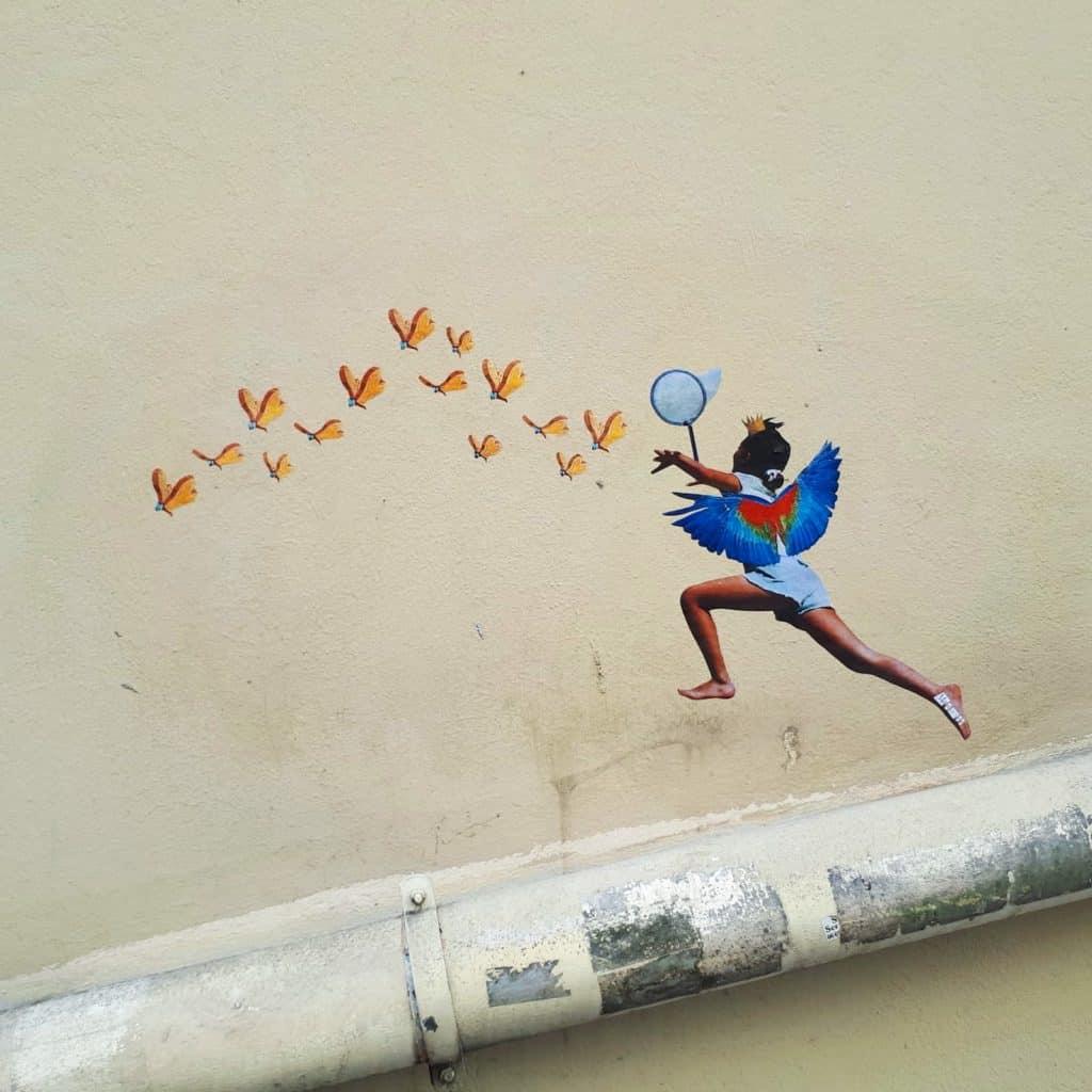 marquise street art