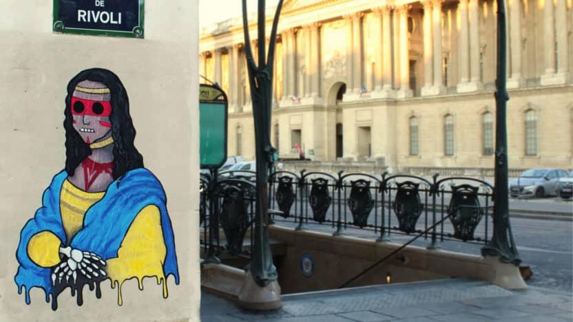 ninin street art