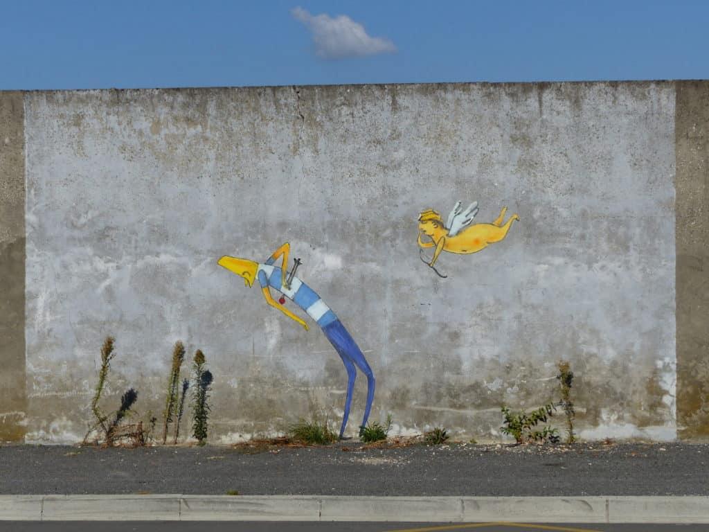 selor street art